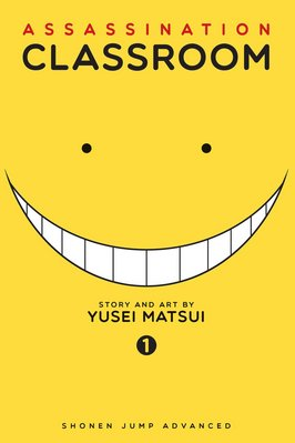 Assassination Classroom, Vol. 1