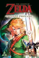 Legend of Zelda Twilight Princess, Vol. 5