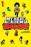 My Hero Academia Smash!!, Vol. 1