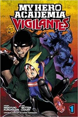 My Hero Academia Vigilantes, Vol. 1