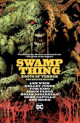 Swamp Thing Roots of Terror
