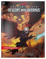 Dungeons & Dragons Baldurs Gate Descent Into Avernus Hardcover Book (D&D Adventure)