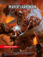 Dungeons & Dragons Players Handbook (Core Rulebook, D&D Roleplaying Game)