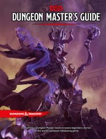 Dungeons & Dragons Dungeon Masters Guide (Core Rulebook, D&D Roleplaying Game)