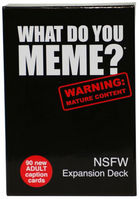 What Do You Meme NSFW Expansion Pack