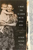 I Want You To Know Were Still Here (Hardcover)