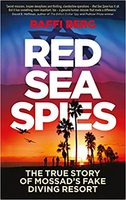 Red Sea Spies (Hardcover)