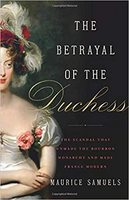 The Betrayal of the Duchess (Hardcover)