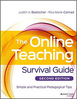 The Online Teaching Survival Guide Simple and Practical Pedagogical Tips