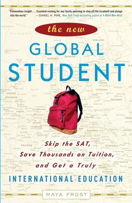 New Global Student Skip the SAT, Save Thousands on Tuition, and Get a Truly International Education
