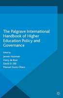 The Palgrave International Handbook of Higher Education Policy