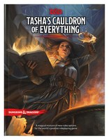 Tashas Cauldron of Everything (D&D Rules Expansion) (Dungeons & Dragons)