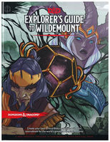 Explorers Guide to Wildemount (D&D Campaign Setting and Adventure Book) (Dungeons & Dragons)