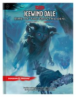 Icewind Dale Rime of the Frostmaiden (D&D Adventure Book) (Dungeons & Dragons)