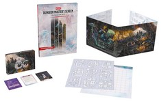 D&D Dungeon Masters Screen Dungeon Kit (Dungeons & Dragons DM Accessories)