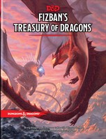 Fizbans Treasury of Dragons (Dungeon & Dragons Book)