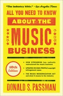 All You Need to Know About the Music Business 10th edition