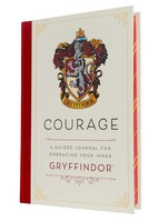 Harry Potter Courage A Guided Journal for Embracing Your Inner Gryffindor