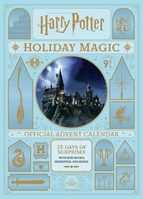 Harry Potter Holiday Magic The Official Advent Calendar