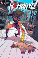Ms. Marvel by Saladin Ahmed Vol. 1 Destined
