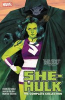 SheHulk by Soule & Pulido The Complete Collection