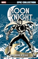 Moon Knight Epic Collection Bad Moon Rising
