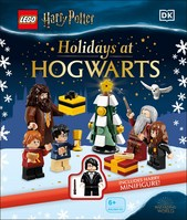LEGO Harry Potter Holidays at Hogwarts With LEGO Harry Potter minifigure in Yule Ball robes