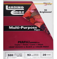 MultiPurpose Paper 8.5 x 11 20Lb 500 Ct Acid Free