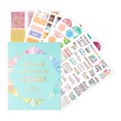 Erin Condren Classic Sticker Book  10 Sticker Sheet Pages