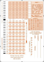 Scantron Form 2020  C