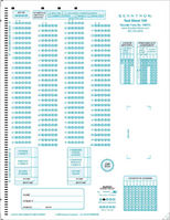 Scantron Form 106173