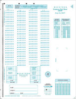 Scantron Form 95677