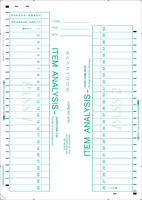 Scantron Form 9700