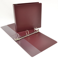 2 inch Polypropylene Binder, 8.5x11, Angle D ring