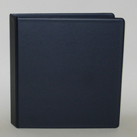 Four Point .5 inch Vinyl Binder