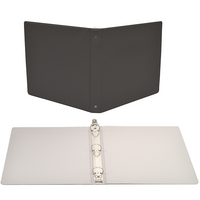 1 TwoToned Gray Binder