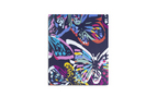 Vera Bradley Three Ring Binder Butterfly Flutter