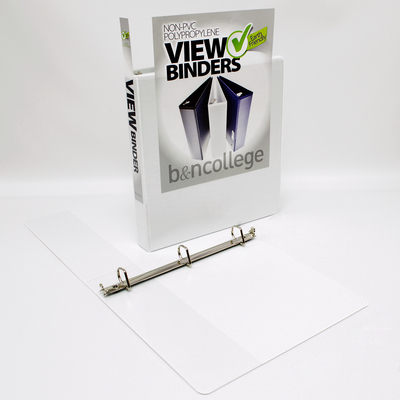 1 Angle D View  Non Imprint Binder