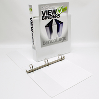 BINDER 1.5 PP ANGLE RING WHITE