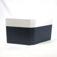White  Non Imprint Binder