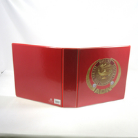 2 inch Full Color Imprinted Binder, 8.5x11, Round Ring