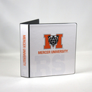 Exclusive 1.5 Inch Spirit Collection Binder, 8.5x11, Round Ring, Full Color Spirit Design