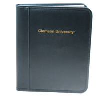 Graduate Alumni Padfolio, Navy Blue, 1 Color Screen Print, 8.5x11
