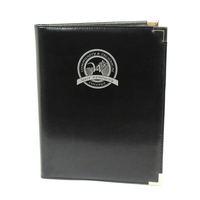Graduate Alumni Padfolio, 1 Color Screen Print, 8.5x11