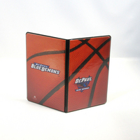 Mini Padholder, 5.5x8.5, Sports Collection, Hockey, Full Color