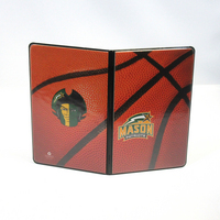 Mini Padholder, 5.5x8.5, Sports Collection, Football, Full Color