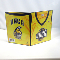 8.5x11 Pad Holder, Sports Collection, Hockey Sweater, Full Color