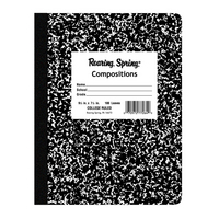 Roaring Spring Marble Composition Book 9.75 x 7.5