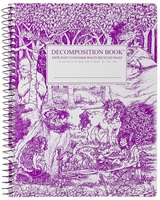 Fairy Tale Forest Coilbound Decomposition Book