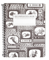 Michael Roger Shadow Puppets Decomposition Book (Coilbound)